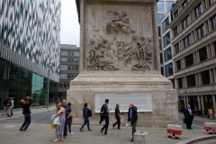 The Monument, City of London.