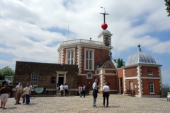 Meridian Courtyard, Royal Observatory, Greenwich Park.