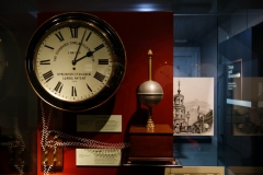 Time Galleries, Flamsteed House, Royal Observatory, Greenwich Park.