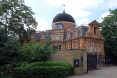 Royal Observatory South Building, Greenwich Park.