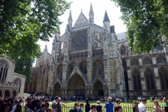Westminster Abbey, Westminster.