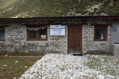 Himalaya Rescue Association, Pheriche.