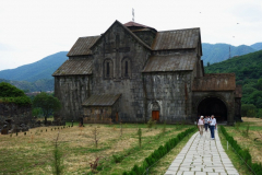 Surp Astvatsatsin (Holy Mother of God) church, Akhtala Monastery, Armenien.