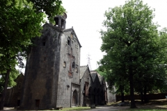 Amenaprkich (Holy Redeemer) church, Sanahin Monastery, Armenien.