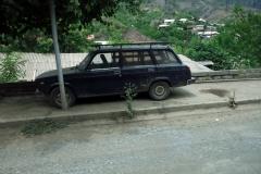 Gatuscen i Alaverdi, Armenien.