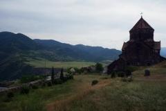 Haghpat Monastery, Armenien.