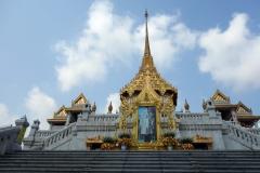 Wat Traimit, Bangkok.