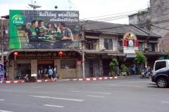 Kinesisk restaurang, Chinatown, Bangkok.