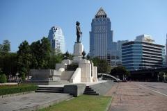 Lumpini Park, Bangkok.