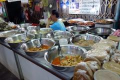 Marknaden i Nakhon Pathom.