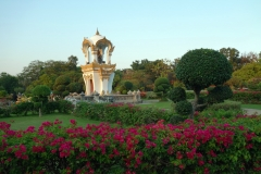 Thewalai Kanet vid Sanam Chandra Palace, Nakhon Pathom.