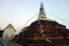 Phra Pra Thon Pagoda, Nakhon Pathom.