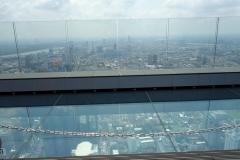 Skywalken , MahaNakhon , Bangkok.