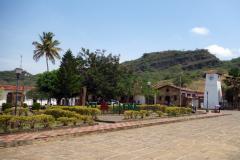 Parque Principal, Guane.