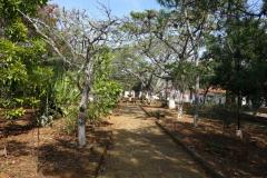 Parque infantil mirador, Barichara.