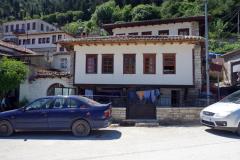 Bostadshus i Berat.