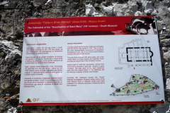 Onufri Museum, Berat Castle, Berat.