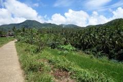På väg till Sampao Rice Terraces, Biliran.