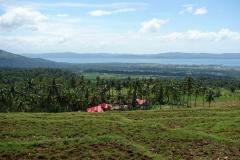 Utsikt över Biliran och Leyte i bakgrunden.