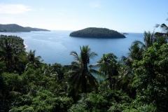 Turtle island utanför Bilirans norra kust.