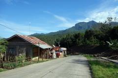 Vägen längs Bilirans norra kust,