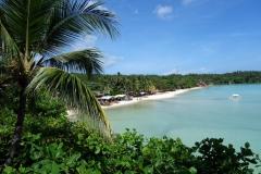 Santiago Bay Beach från Santiago Bay Garden & Resort, Pacijan.