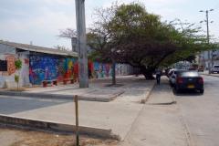 Promenaden till Convento de la Popa, Cartagena.