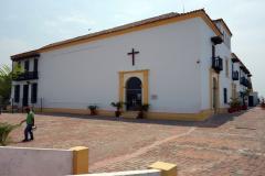 Convento de la Popa, Cartagena.