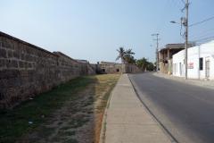 Den yttre muren, Getsemani, Cartagena.