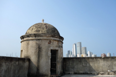Baluarte del Reducto, Getsemani, Cartagena.