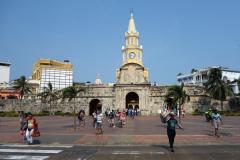 Torre Del Reloj, Cartagena.