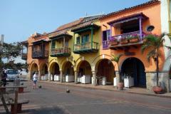 Plaza de Los Coches, Cartagena.