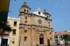 Iglesia y Santuario San Pedro Claver, Plaza San Pedro Claver, Cartagena.