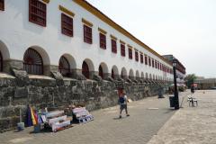Arkitekturen i gamla staden, Cartagena.