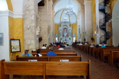 Iglesia de Santo Domingo, Cartagena.