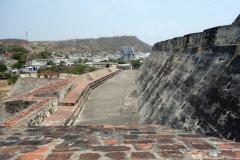 Castillo San Felipe de Barajas, Cartagena.