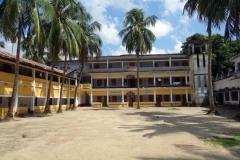 Skola i Gorakghata, Maheskhali island.