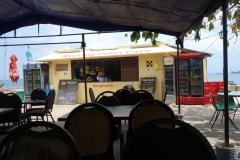 Vemodigt. Mitt sista besök på Meeting Point Café, Stone Town (Zanzibar Town), Unguja.