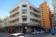 Cycle House building, Dar es-Salaam.