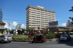 Askari monument, Samora Avenue, Dar es-Salaam.