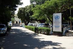WHO, Dar es-Salaam.