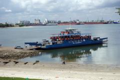 Kigamboni Ferry Terminal, Dar es-Salaam.