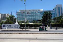 Hyatt Regency, Kivukoni road, Dar es-Salaam.