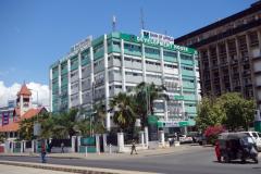 Bank of Africa, Kivukoni road, Dar es-Salaam.