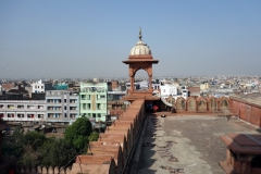 Jama Masjid Mosque (Fredagsmoskén), Delhi.