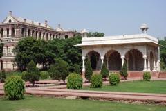 Bhadon Pavilion, Röda fortet, Delhi.