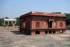 Zafar Mahal, Röda fortet, Delhi.