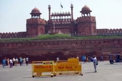 Röda fortet, Delhi.