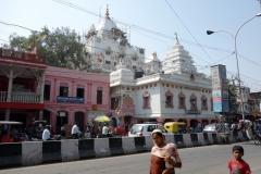 Gauri Shankar Mandir-templet, Delhi.