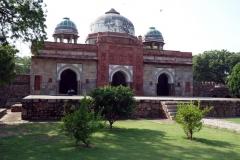 Isa Khan's Mosque, Delhi.